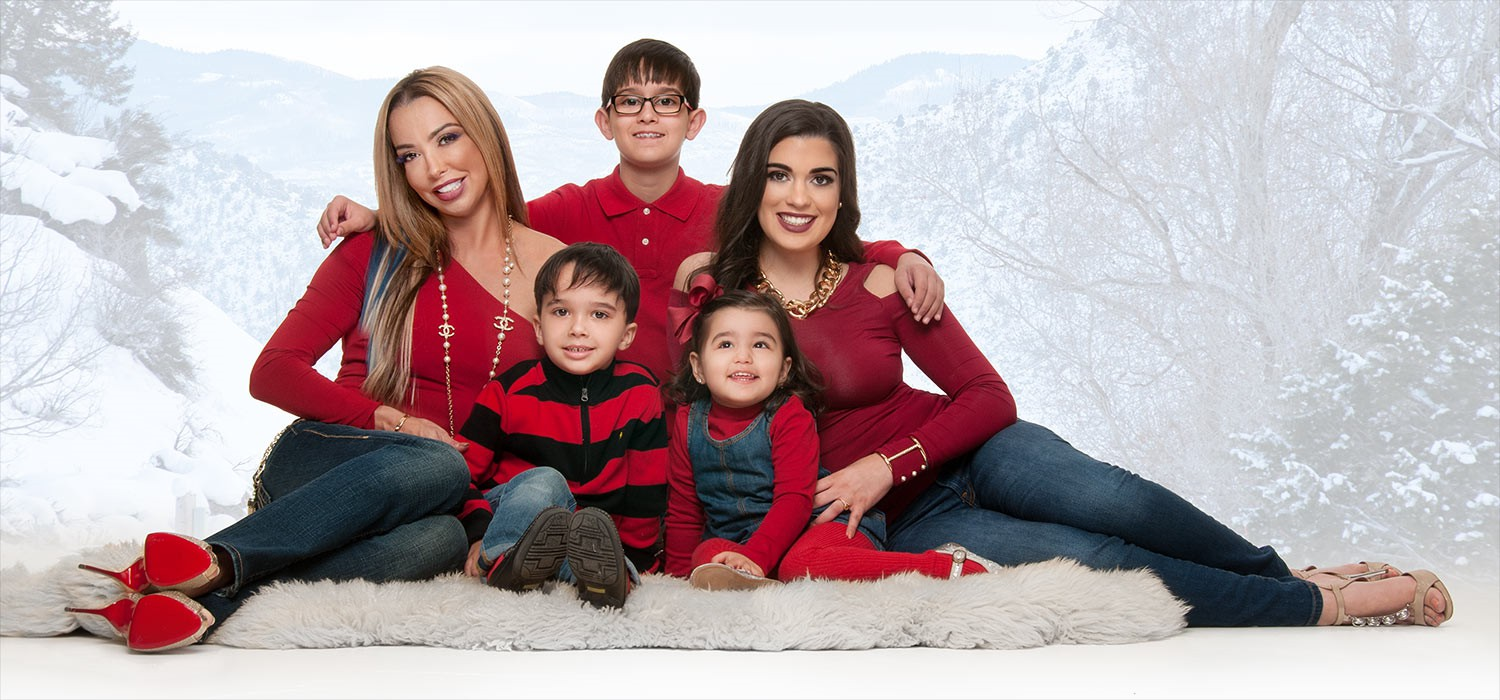 Family Portrait Photography | Outdoor Family Portraits